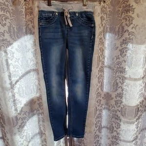 Justice denim Jegging girls size 8R